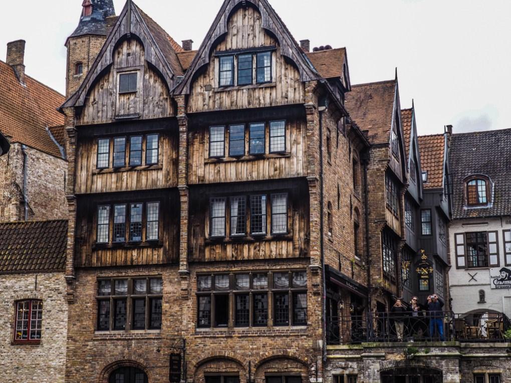 Relais Bourgondisch Cruyce Hotel in Bruges, Belgium