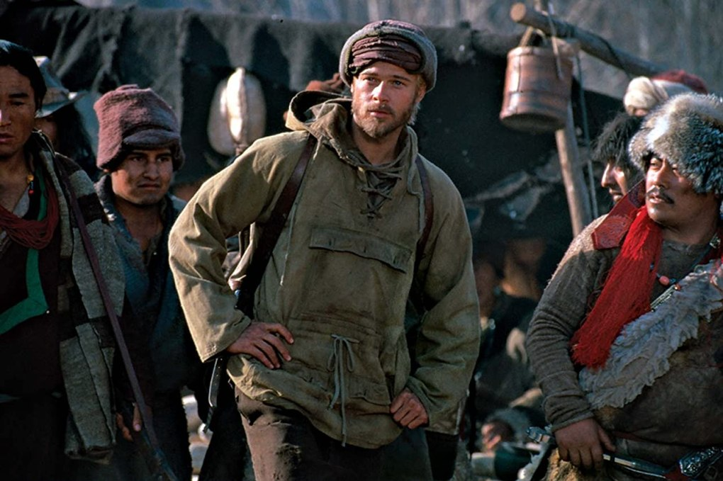 Best Travel Movie Seven Years in Tibet (1997)