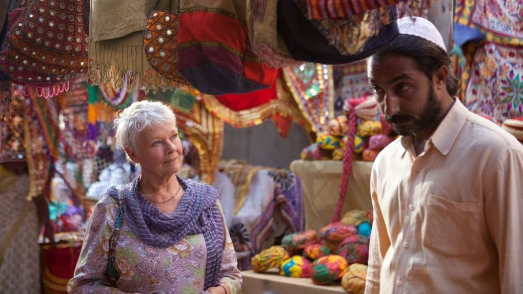 Top Travel Film The Best Exotic Marigold Hotel (2011)