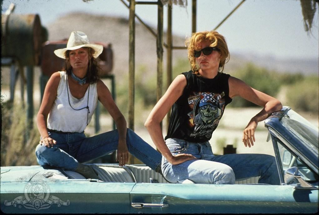Wanderlust Movie Thelma & Louise (1991)