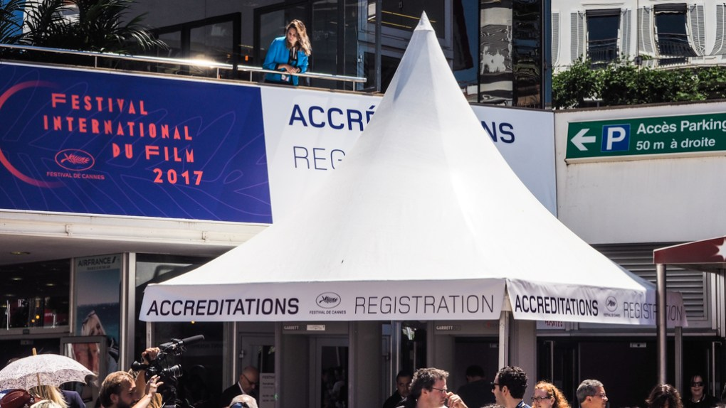 Cannes Accreditation Registration at Cannes Film Festival 2017