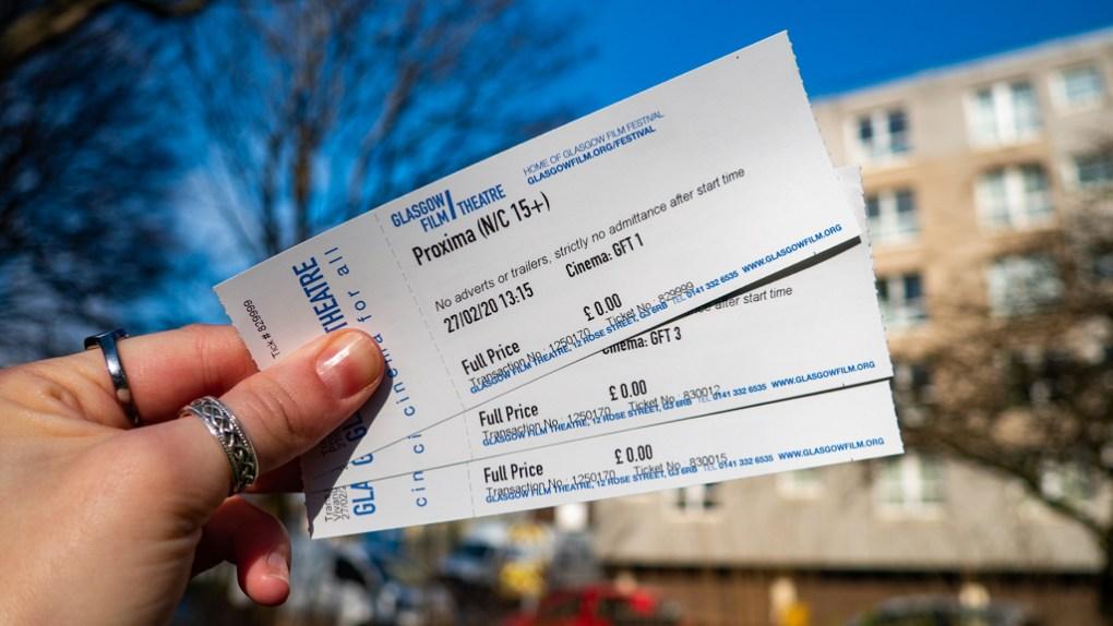 Glasgow Film Festival 2020 tickets
