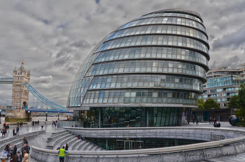 City Hall, a Harry Potter London Location