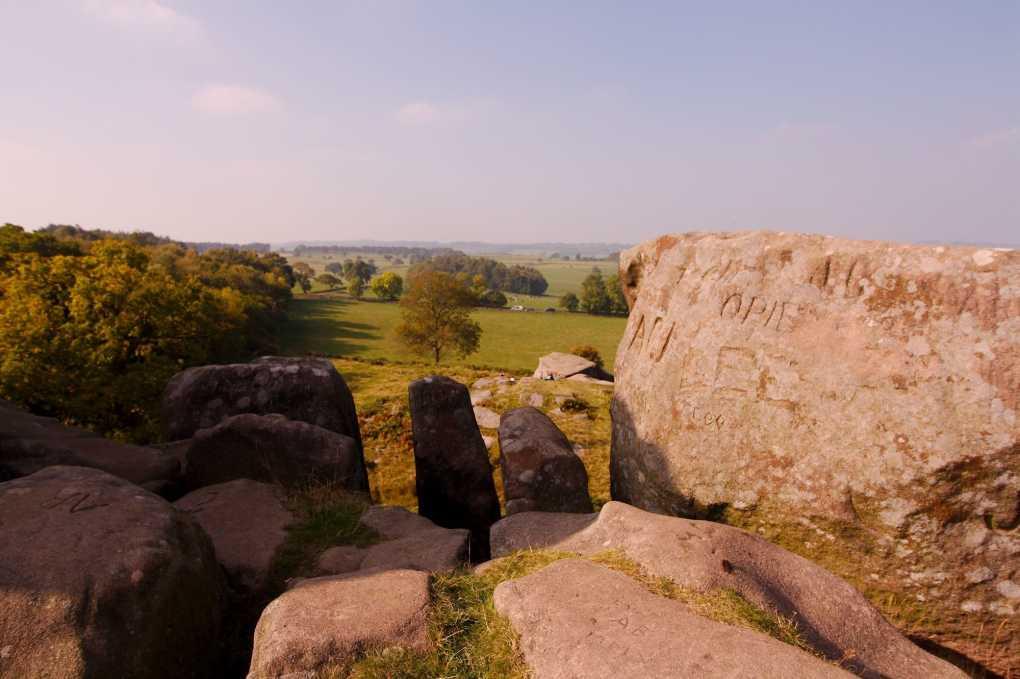 Robin Hood's Stride in Derbyshire, England The Princess Bride Filming Location