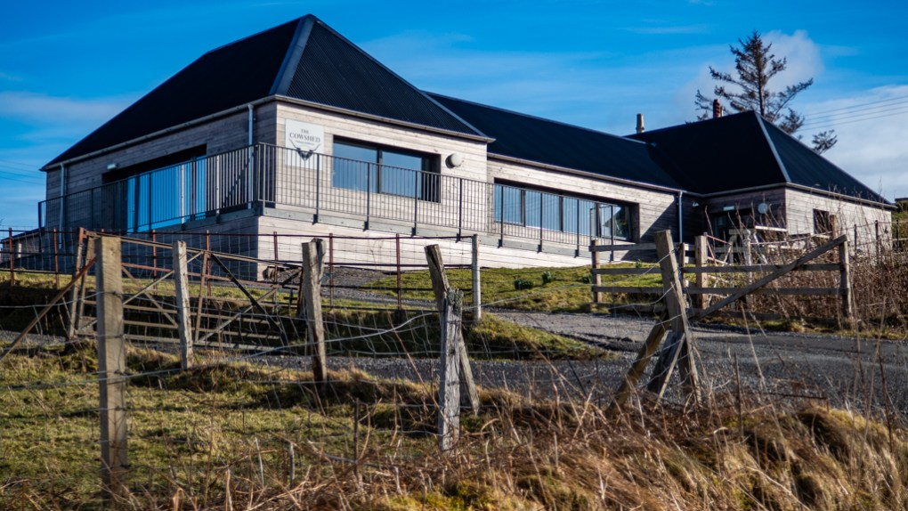 The Cowshed Bunkhouse on the Isle of Skye, Scotland Workaway