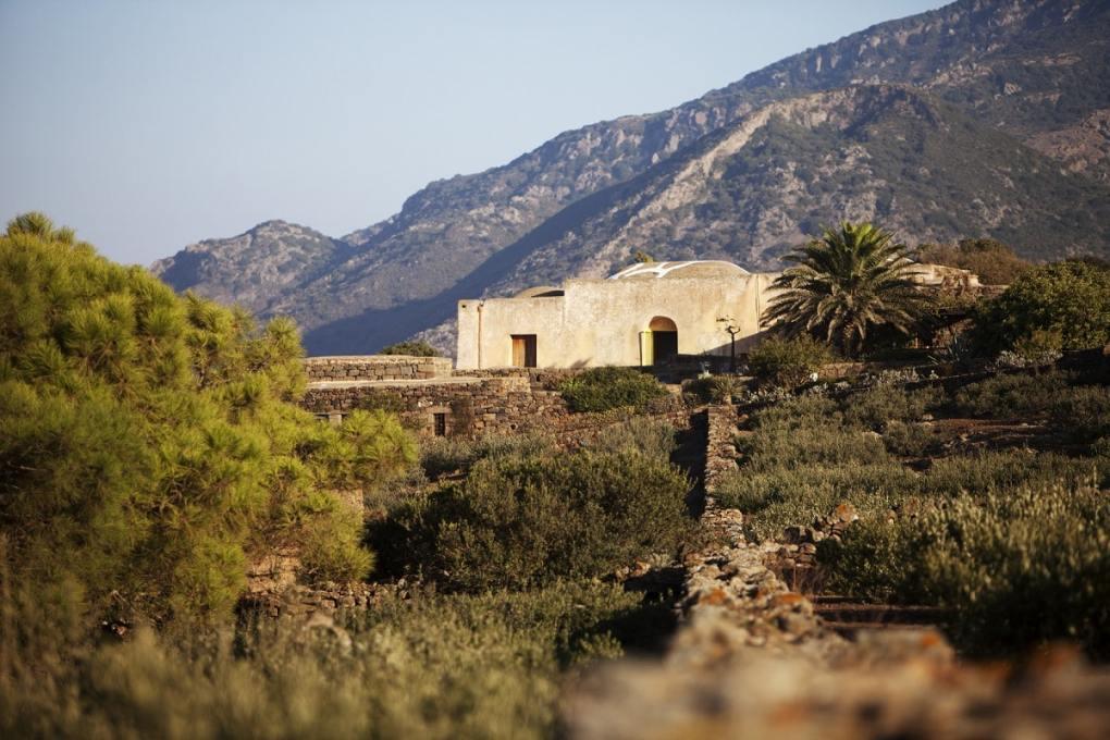 Tenuta Borgia Dammusi in Pantelleria, Italy A Bigger Splash Filming Location