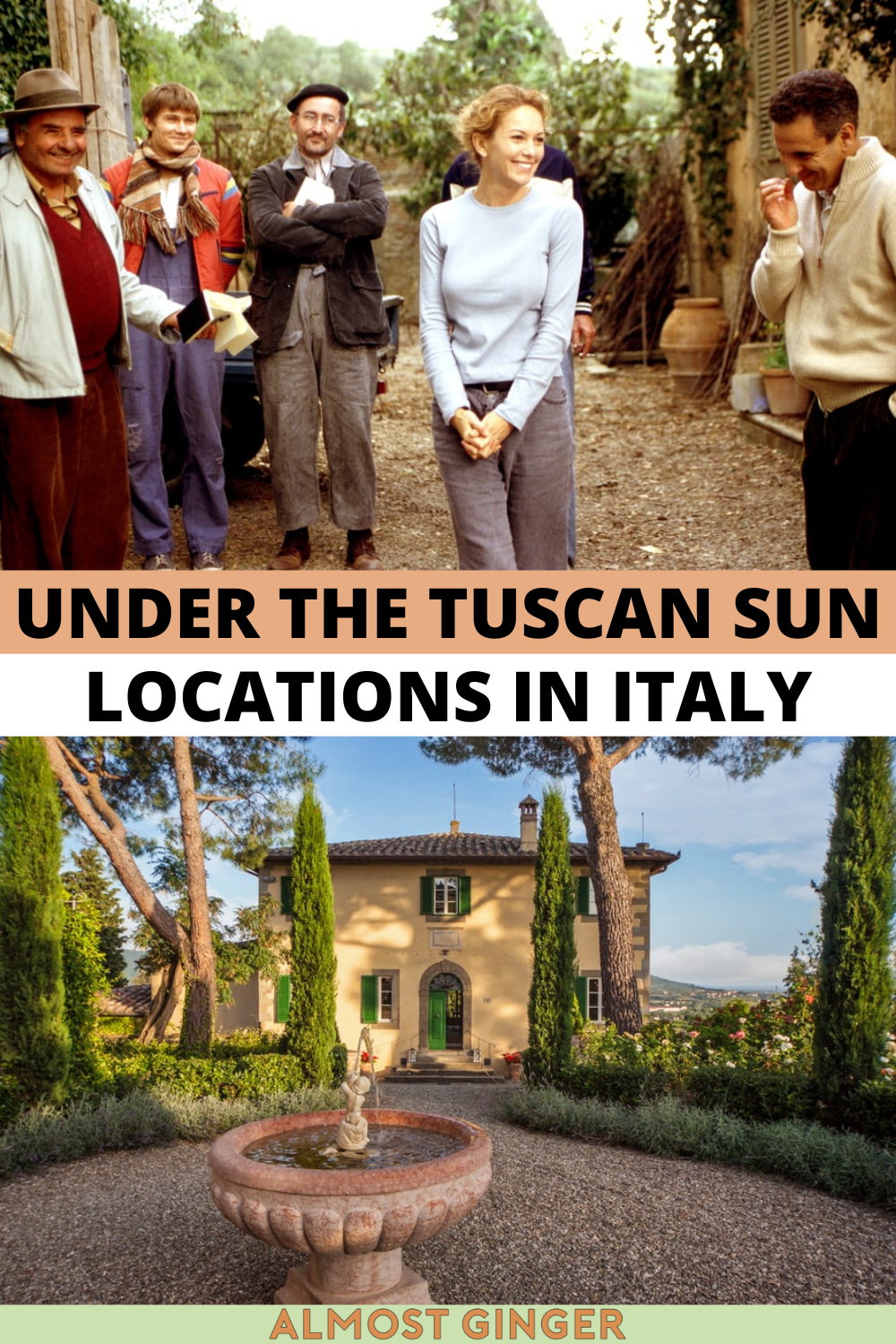 Under the Tuscan Sun Filming Locations in Italy   almostginger.com