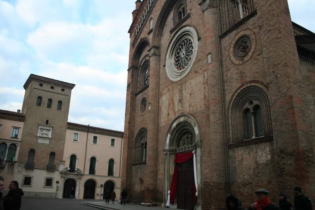 Duomo in Crema, Italy