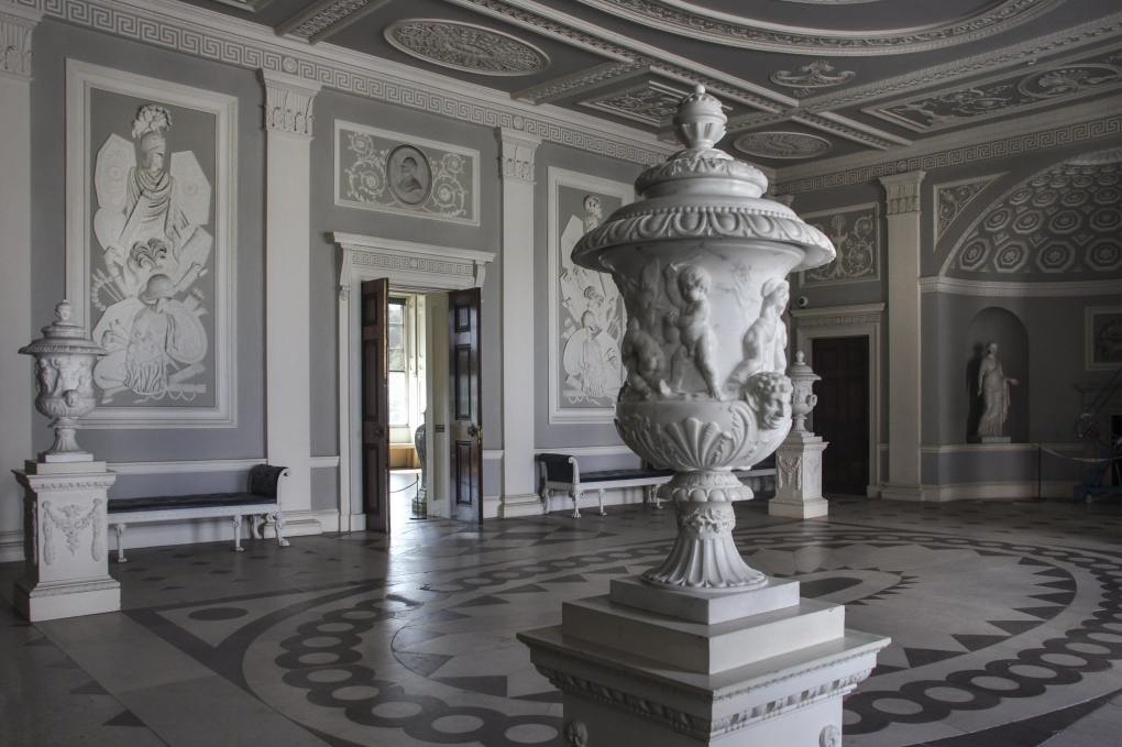 Osterley Park and House in Ilseworth, Middlesex in England The Duchess Filming Location