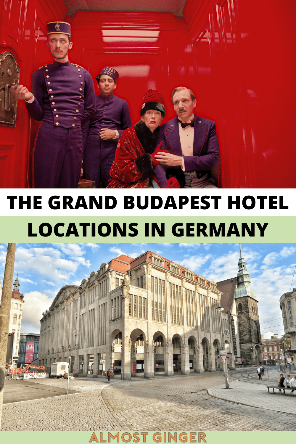 The Grand Budapest Hotel Filming Locations in Germany | almostginger.com