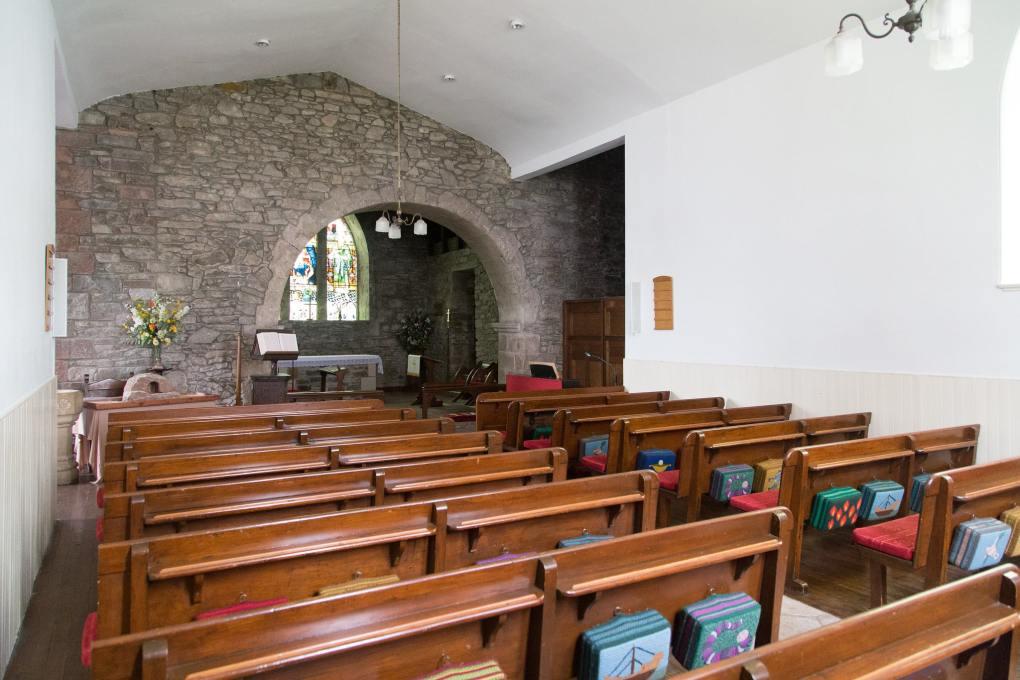 Greyfriars Scottish Episcopal Church in Kirkcudbright, Scotland
