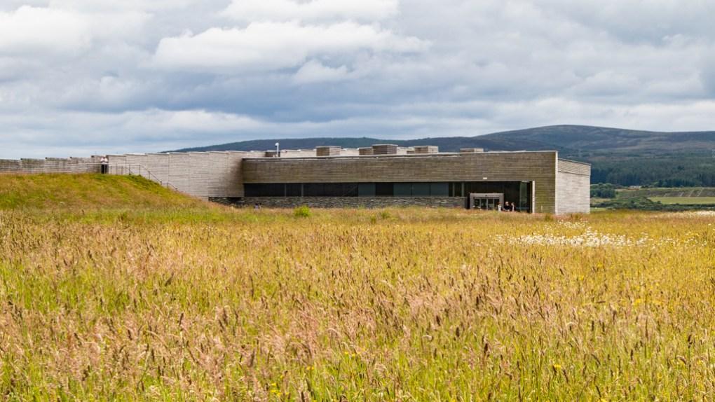Culloden Battlefield Visitors Centre in Scotland