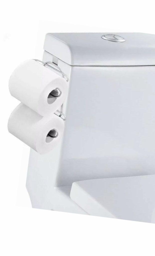 Bathroom Over the tank tissue holder   Wayfair
