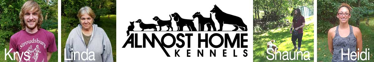 Almost Home Kennels Employees