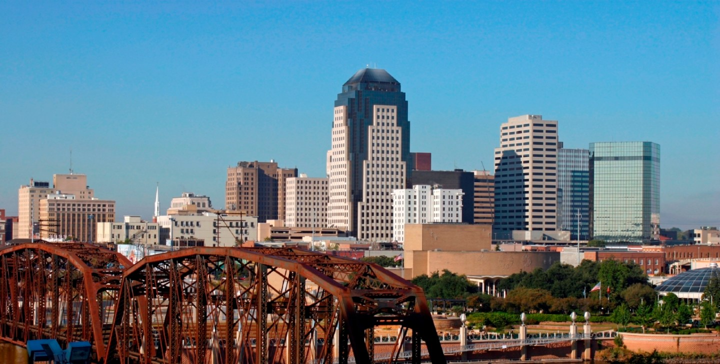 background-shreveport-la 10 Southern HBCU Cities to Visit this Fall
