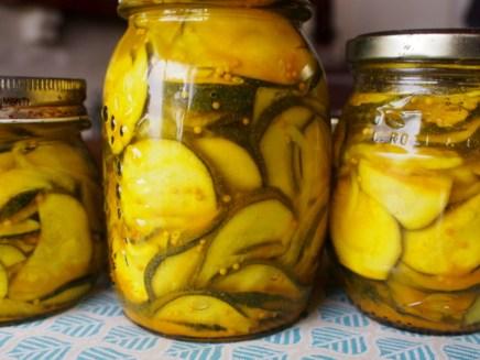 zucchini Pickle