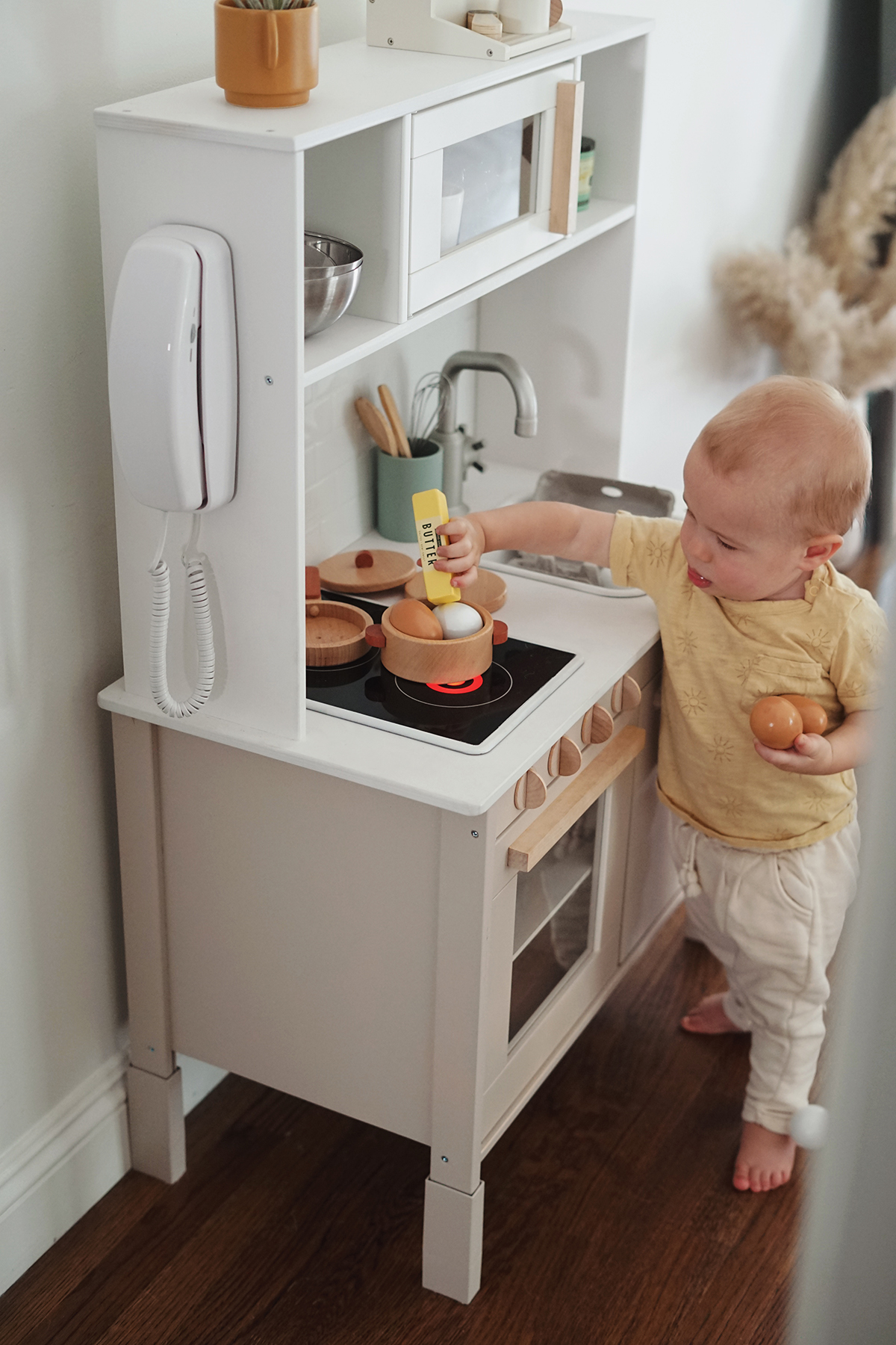 play kitchen ikea cabinets financing modern hack almost makes perfect so excited to share arlo s i honestly don t think ve ever been passionate about a project planned do this for his christmas