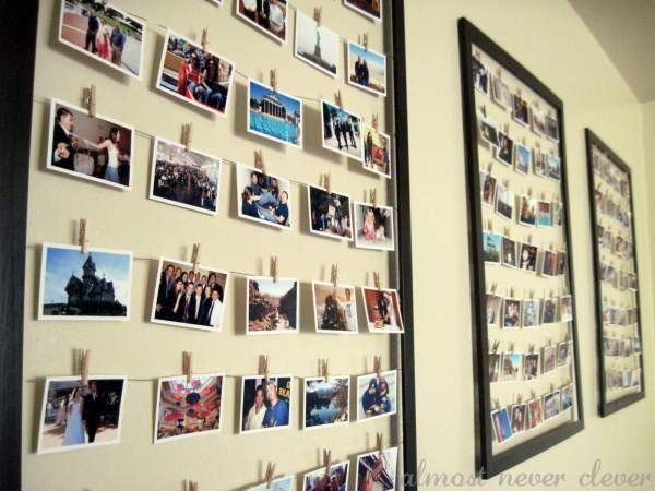 Frame Collage Ideas
