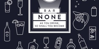 Bar None Poster by Zachary Zulch