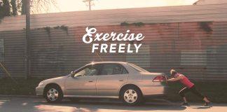 Exercise Freely
