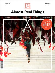 Almost Real Things Issue 05 Cover