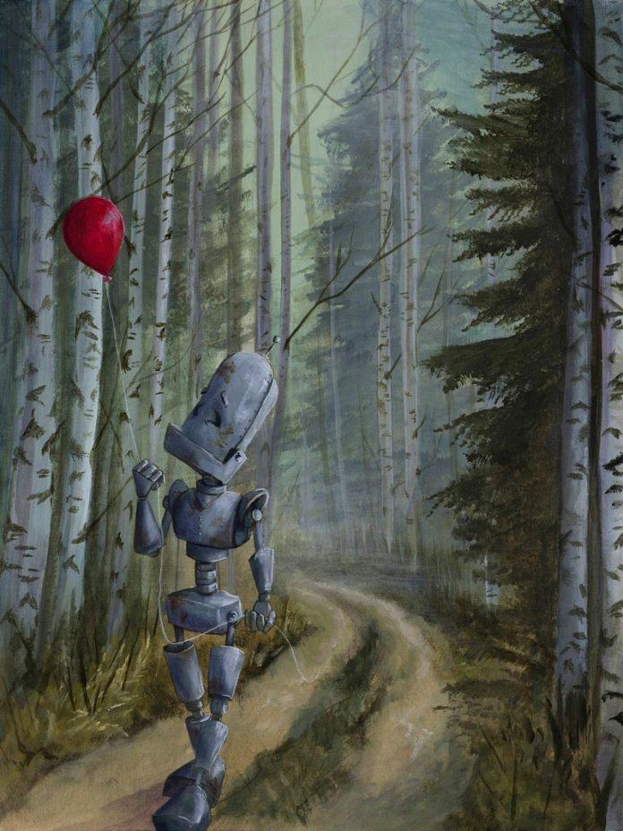Lauren Briere - Balloon Bot