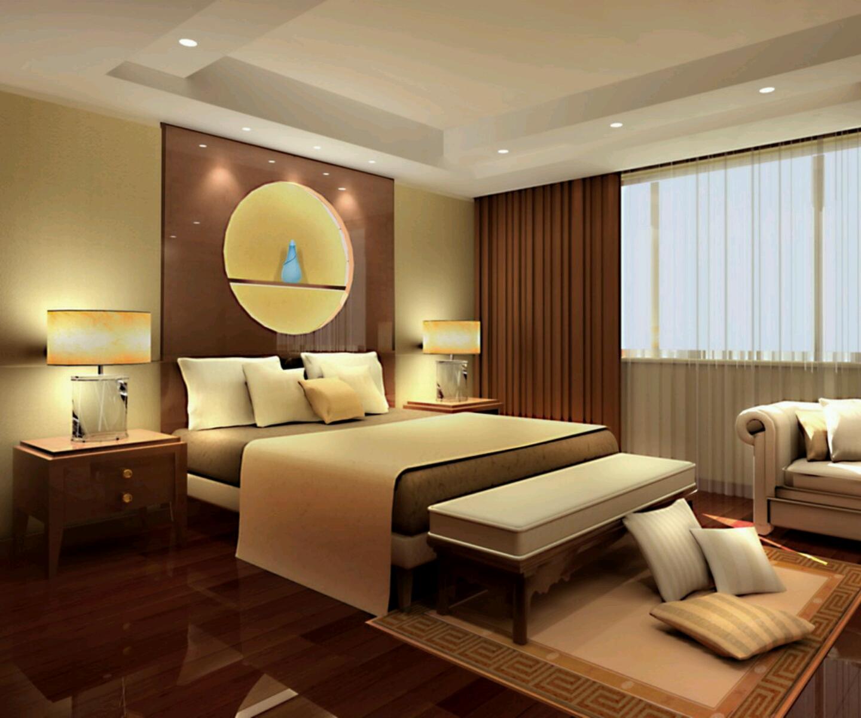 غرفة نوم مودرن من اجمل غرف النوم في العالم