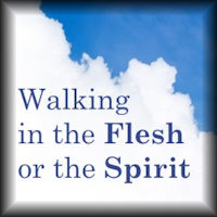 Flesh or Spirit We Have A Choice To Live By