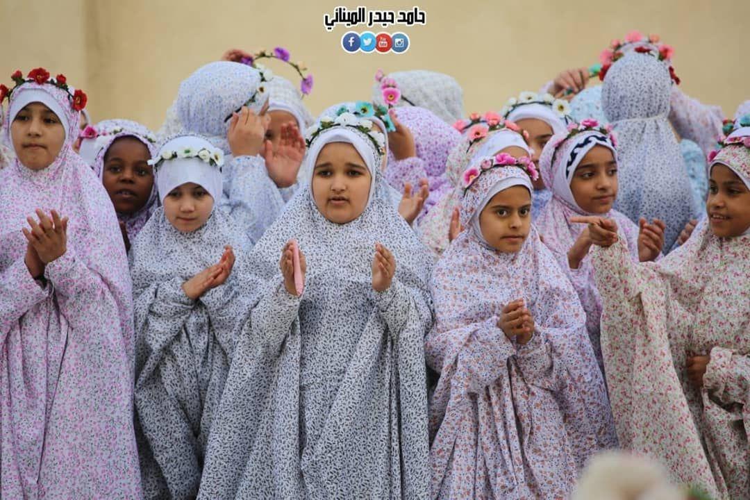 مجمع المبلغات الرساليات في البصرة يتوج الطالبات اللاتي بلغن سن التكليف