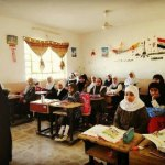 مجمع المبلغات الرساليات فرع كربلاء المقدسة يزور المدارس الابتدائية في كربلاء