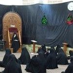بالصور : مجالس حسينية تمتاز بمعالم الصحة والسلامة