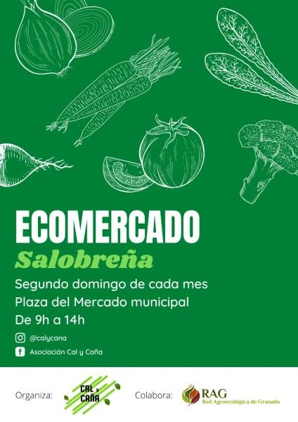 Eco Mercado in Salobreña Second Sunday of each month at the Salobreña Municipal Market grounds.