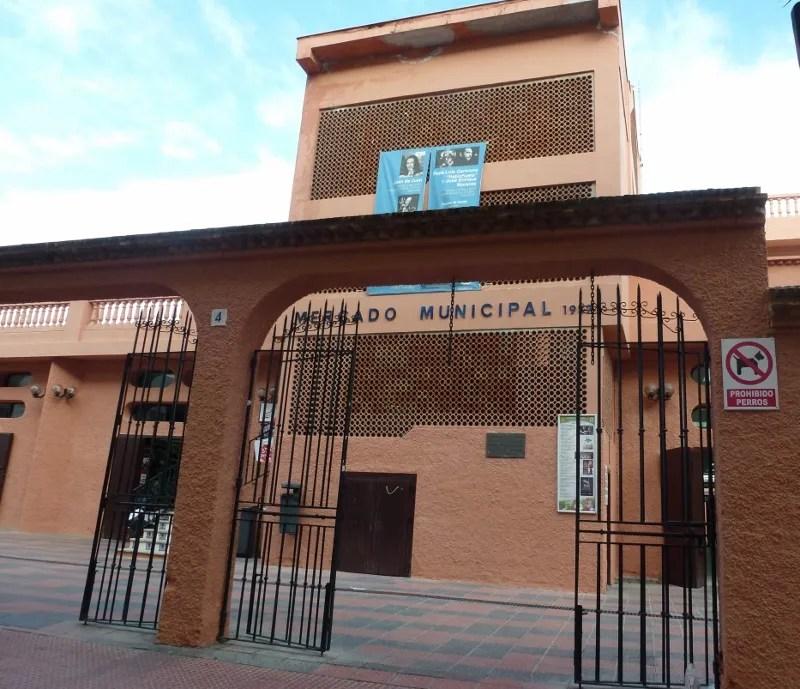 Mercado Municipal - Municipal Market in Almuñécar
