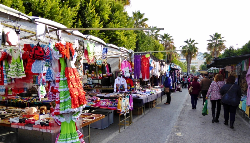 Friday Market Almunecar