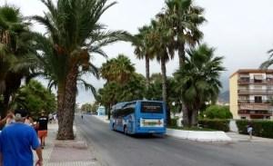 Almuñécar Bus