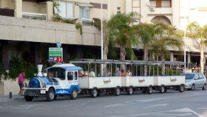 Tropico Express Tourist Train
