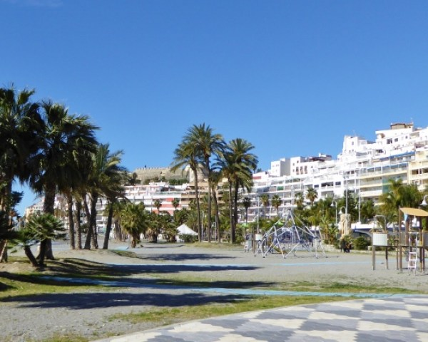 Almuñécar Playgrounds and Parks Paseo del Altillo