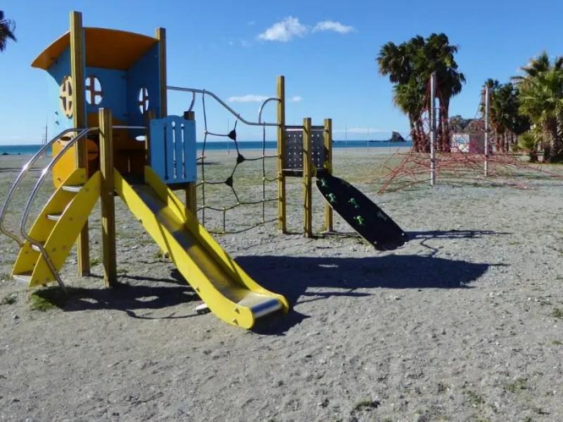 Almuñécar Playgrounds and Parks - Puerta del Mar