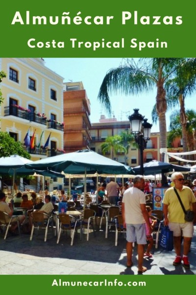 Enjoy Almuñécar Plazas to experience the charm of Spanish life. We will share with you some of the most popular Spanish plazas, with a map.Read more on Almunecarinfo.com