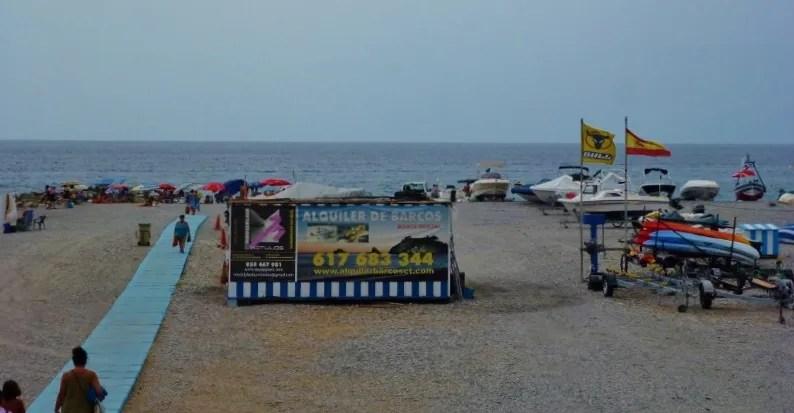 Almunecar beaches Puerta del Mar Summer Rentals