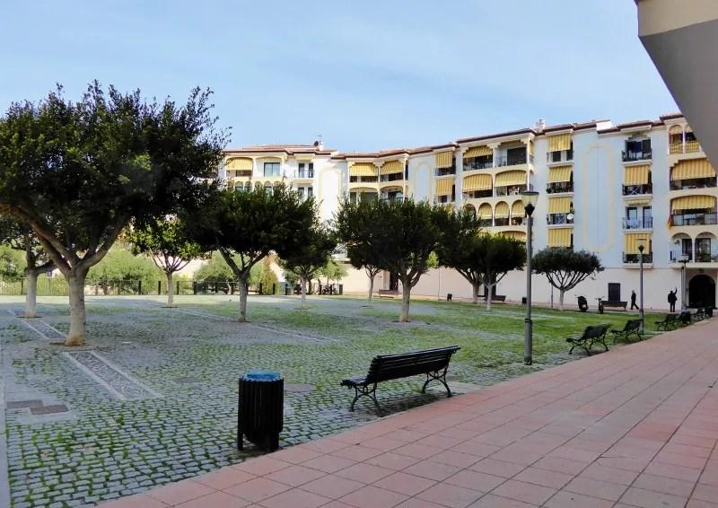 Plaza Mayor Almunecar