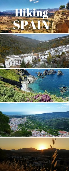 Hiking In Spain - Awesome Guides In The Spotlight. Read more on AlmunecarInfo.com