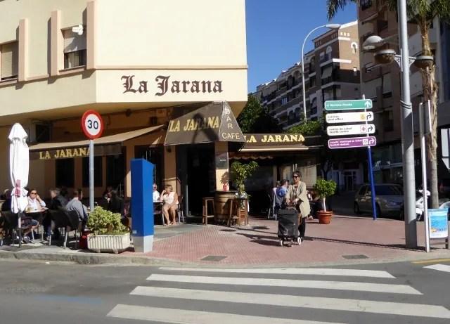 Cafe la Jarana Almunecar