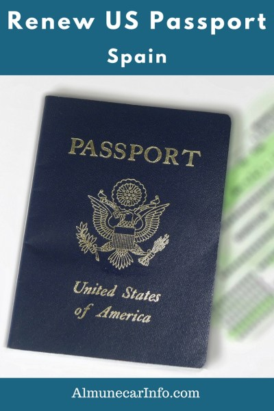 We provide you with the information needed to Renew Your US Passport In Spain, with details about the US Consulate in Malaga. Read more on AlmunecarInfo.com