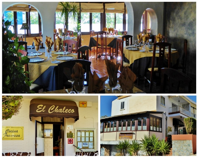 Restaurante El Chaleco Almunecar French Cuisine