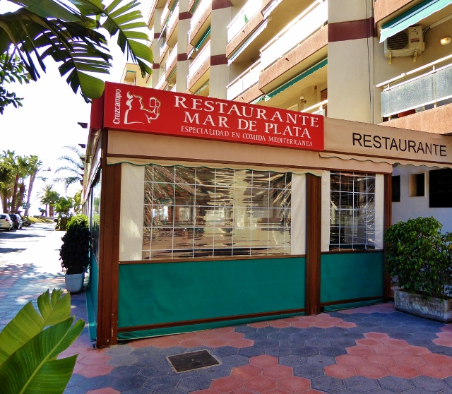 Restaurante Mar de Plata Almunecar
