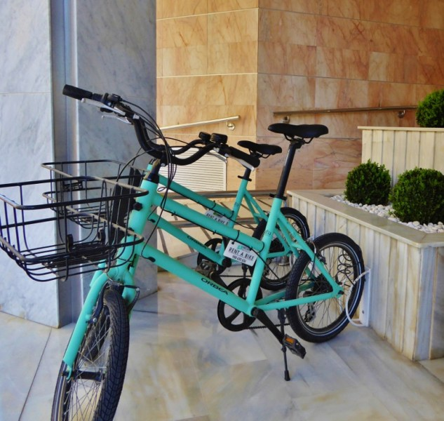 Hotel Helios Almunecar Bike Rentals