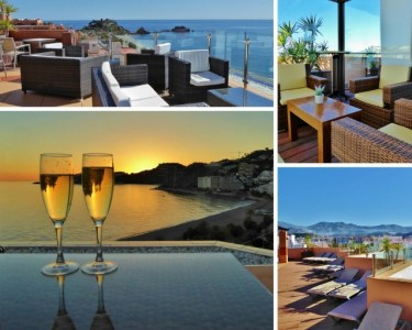 Almuñécar Hotels - The Best Place To Stay In Almuñécar With Amazing Views! Hotel Helios Costa Tropical
