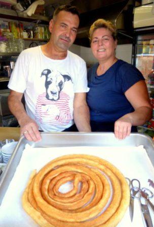 Churreria Picasso Almunecar yummy churros