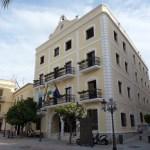 Almuñécar Ayuntamiento - Almuñécar Town Hall